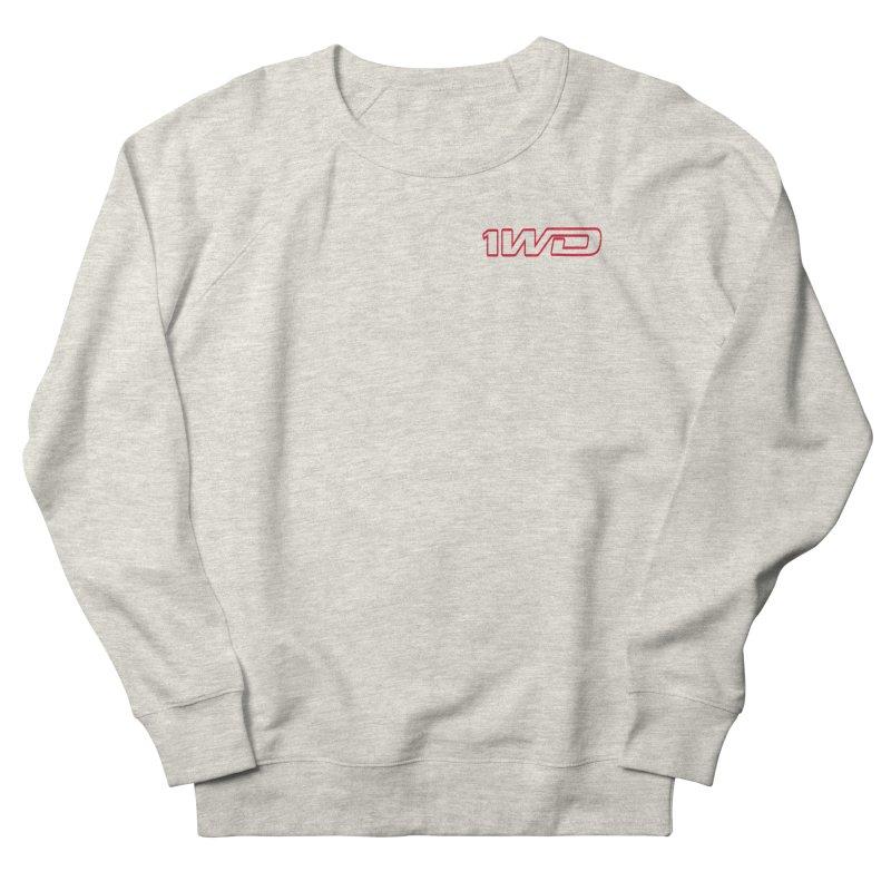 1 WD Women's French Terry Sweatshirt by DustinKlein's Artist Shop