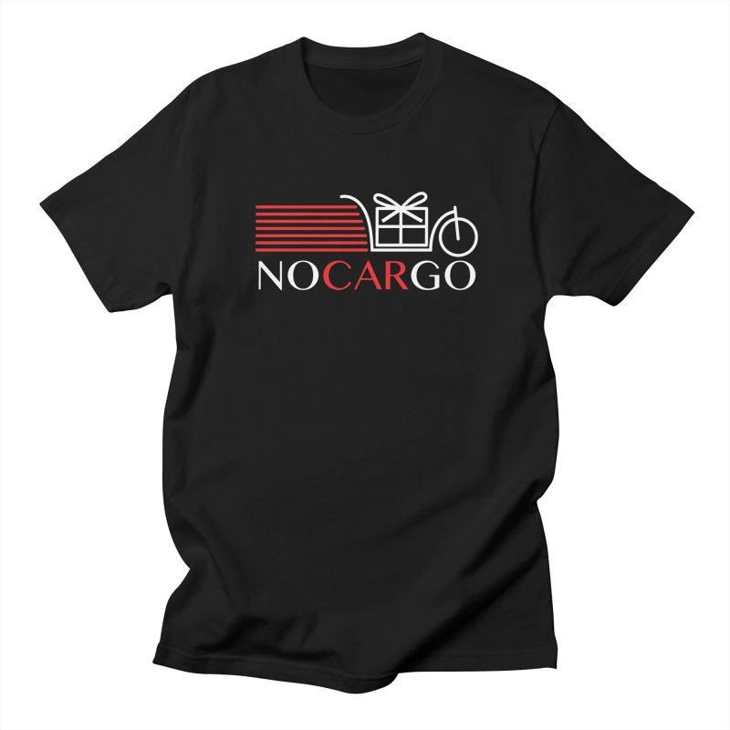 No Car Go Men's Regular T-Shirt by Dustin Klein's Artist Shop