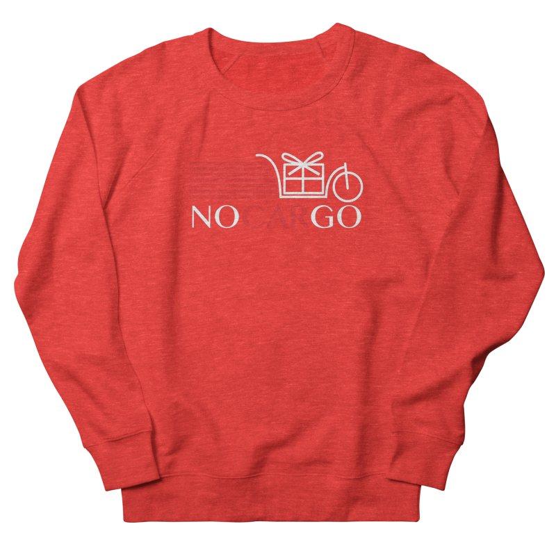 No Car Go Women's Sweatshirt by Dustin Klein's Artist Shop