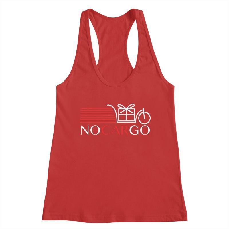 No Car Go Women's Tank by Dustin Klein's Artist Shop