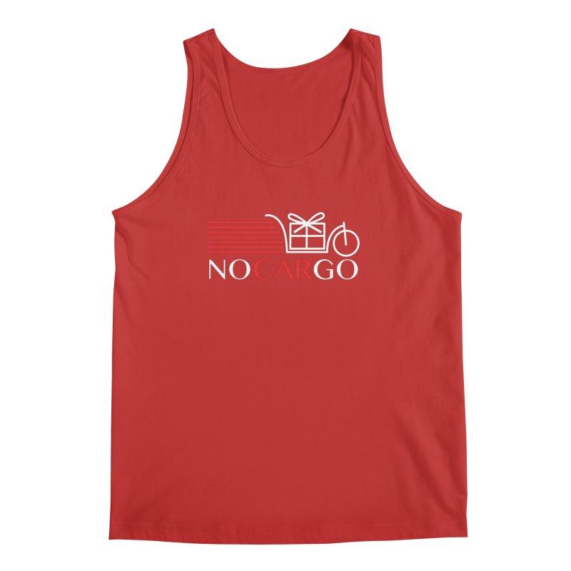 No Car Go Men's Regular Tank by Dustin Klein's Artist Shop