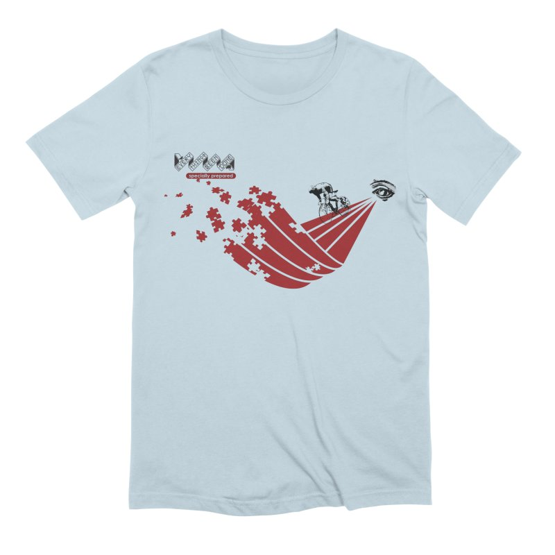 ESP Men's Extra Soft T-Shirt by Dustin Klein's Artist Shop