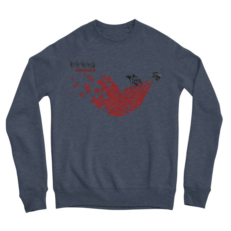 ESP Men's Sponge Fleece Sweatshirt by Dustin Klein's Artist Shop