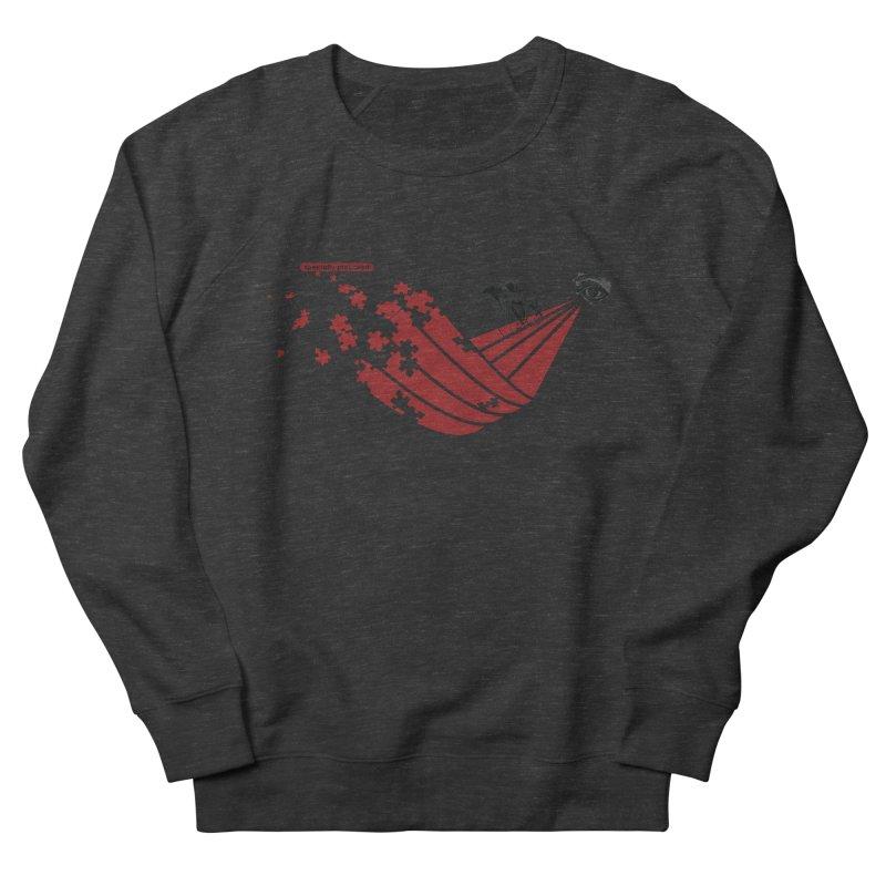 ESP Women's French Terry Sweatshirt by Dustin Klein's Artist Shop