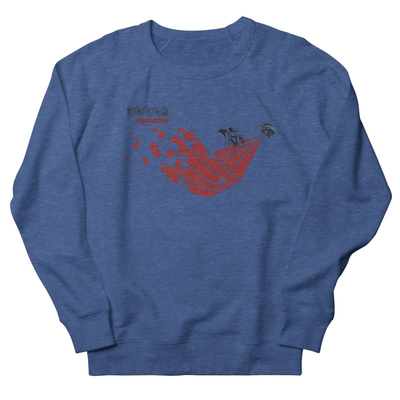 ESP Men's Sweatshirt by Dustin Klein's Artist Shop