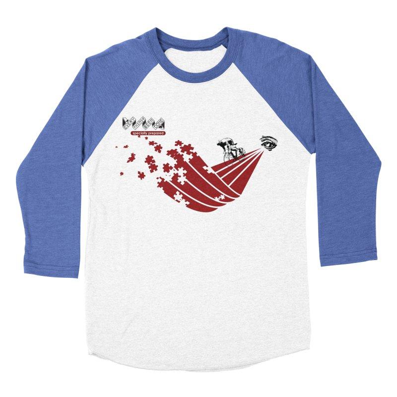 ESP Women's Baseball Triblend Longsleeve T-Shirt by Dustin Klein's Artist Shop