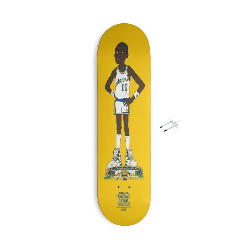 SEVEN FOOT SEVEN Accessories With Hanging Hardware Skateboard by THE DOC® SHOP