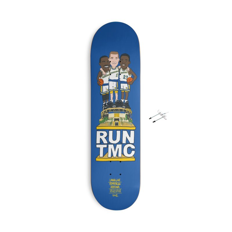 RUN TMC Accessories With Hanging Hardware Skateboard by THE DOC® SHOP