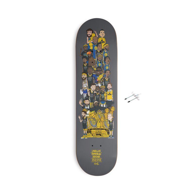 DUB DYNASTY Accessories With Hanging Hardware Skateboard by THE DOC® SHOP