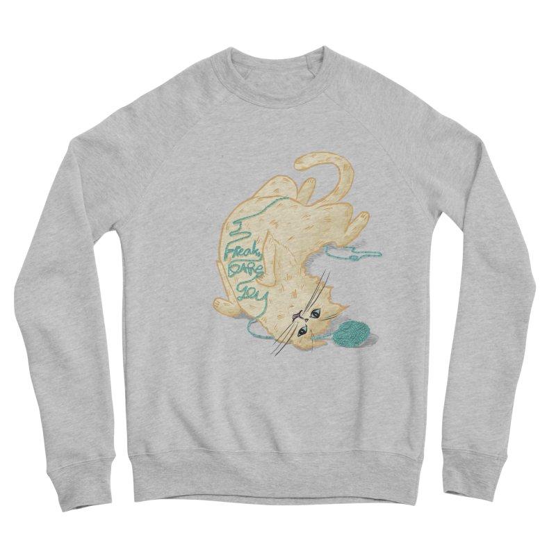 It's a trap! Men's Sponge Fleece Sweatshirt by the DRiP