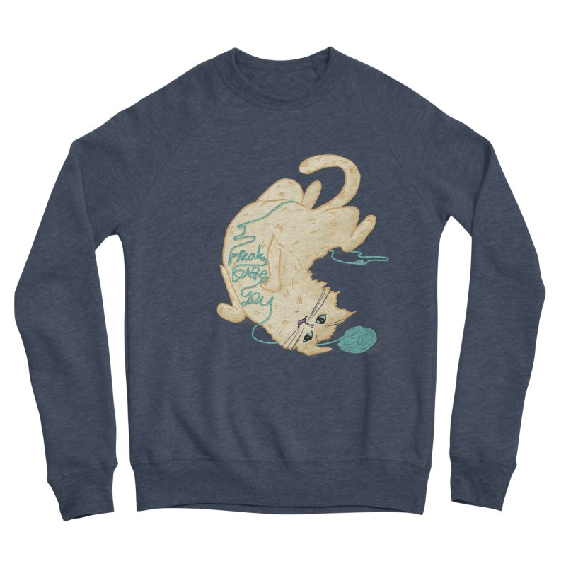 It's a trap! Men's Sponge Fleece Sweatshirt by the DRiP