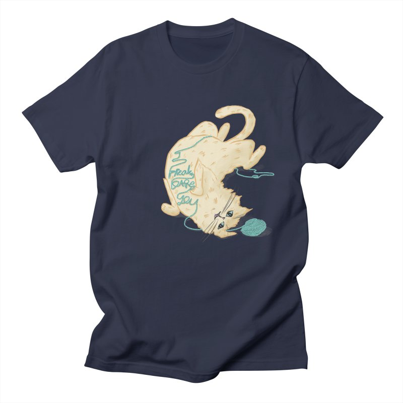 It's a trap! in Men's Regular T-Shirt Navy by the DRiP