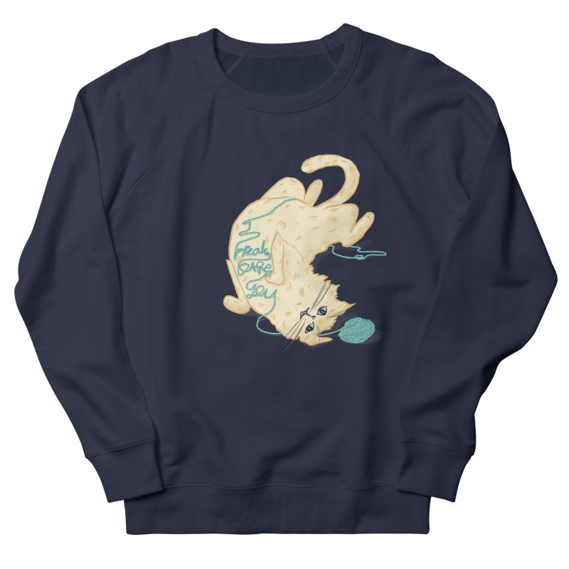 It's a trap! Women's French Terry Sweatshirt by the DRiP