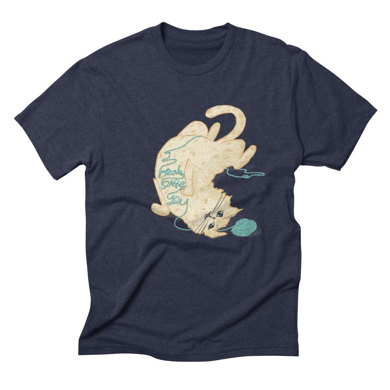It's a trap! Men's Triblend T-Shirt by the DRiP