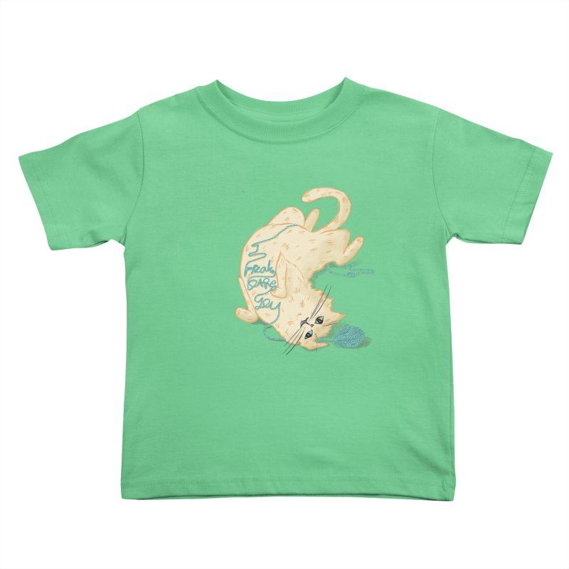 It's a trap! Kids Toddler T-Shirt by the DRiP