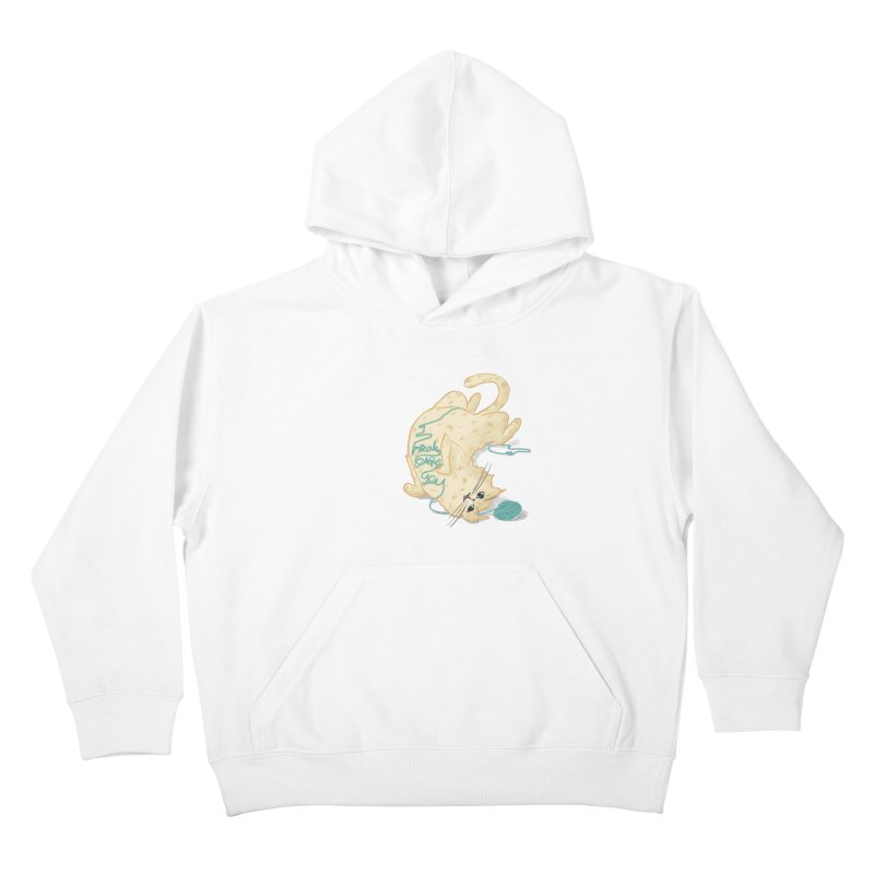 It's a trap! Kids Pullover Hoody by the DRiP