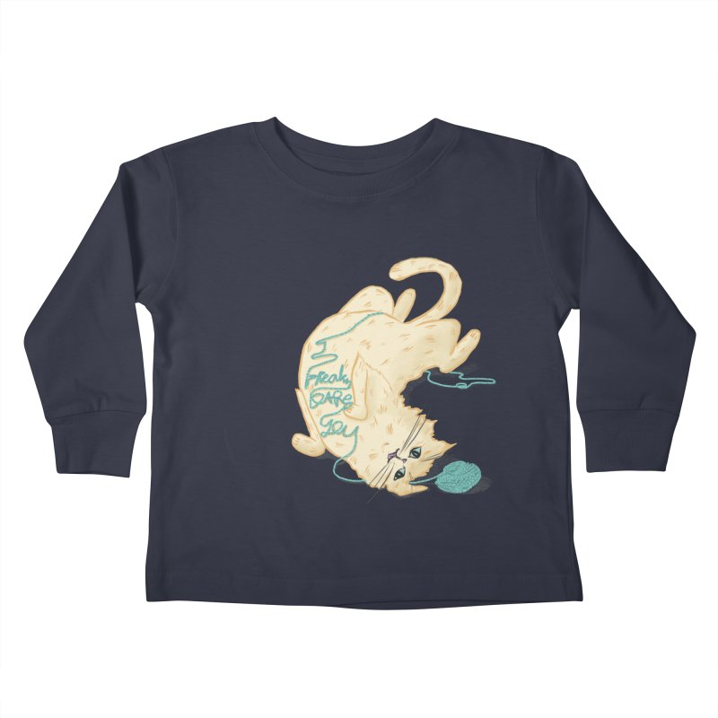 It's a trap! Kids Toddler Longsleeve T-Shirt by the DRiP