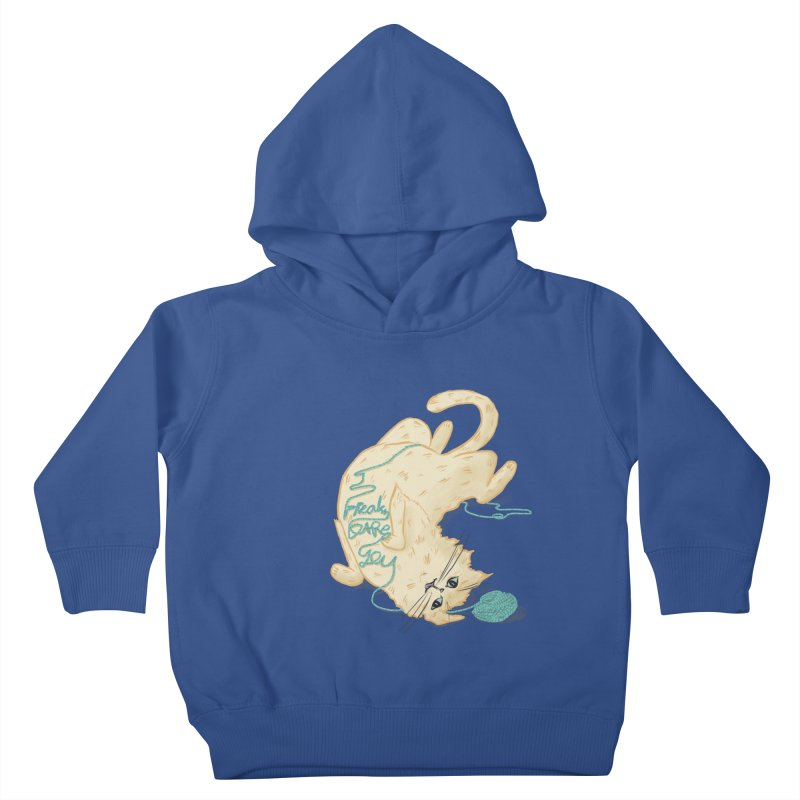 It's a trap! Kids Toddler Pullover Hoody by the DRiP