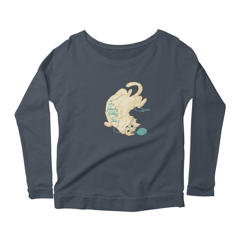 It's a trap! Women's Scoop Neck Longsleeve T-Shirt by the DRiP
