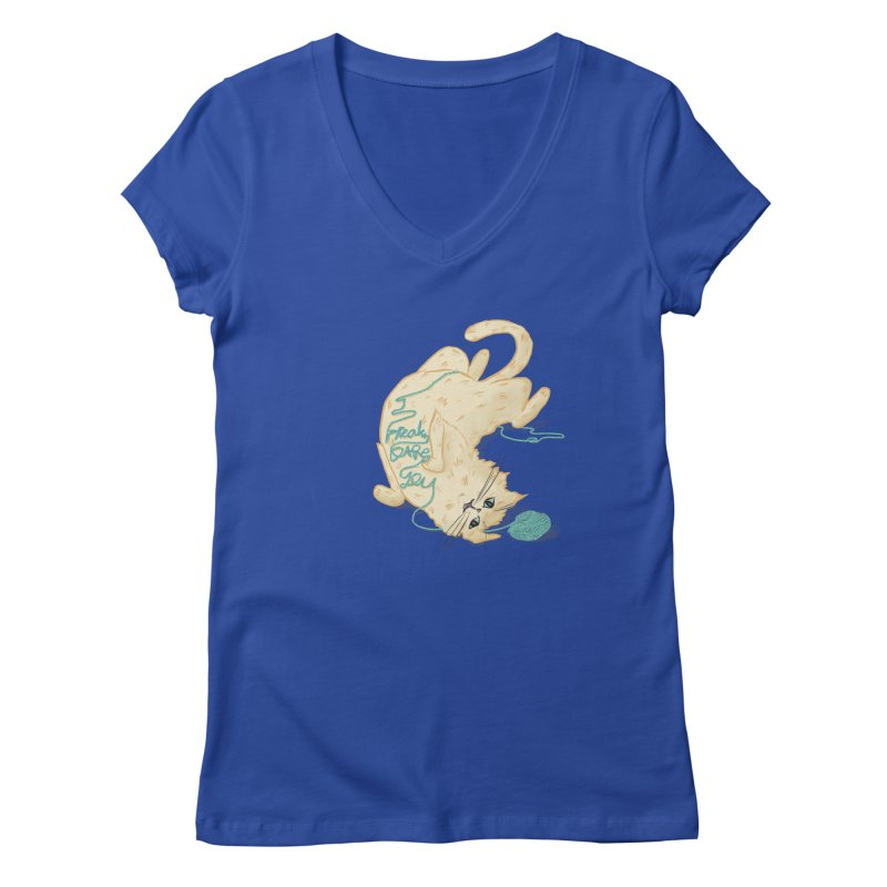 It's a trap! Women's Regular V-Neck by the DRiP