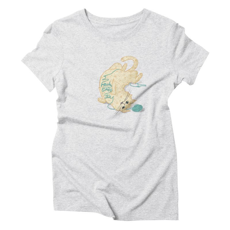 It's a trap! Women's Triblend T-Shirt by the DRiP