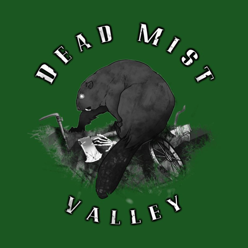 Oregon - Dead Mist Valley Men's T-Shirt by Dystopia Rising's Artist Shop