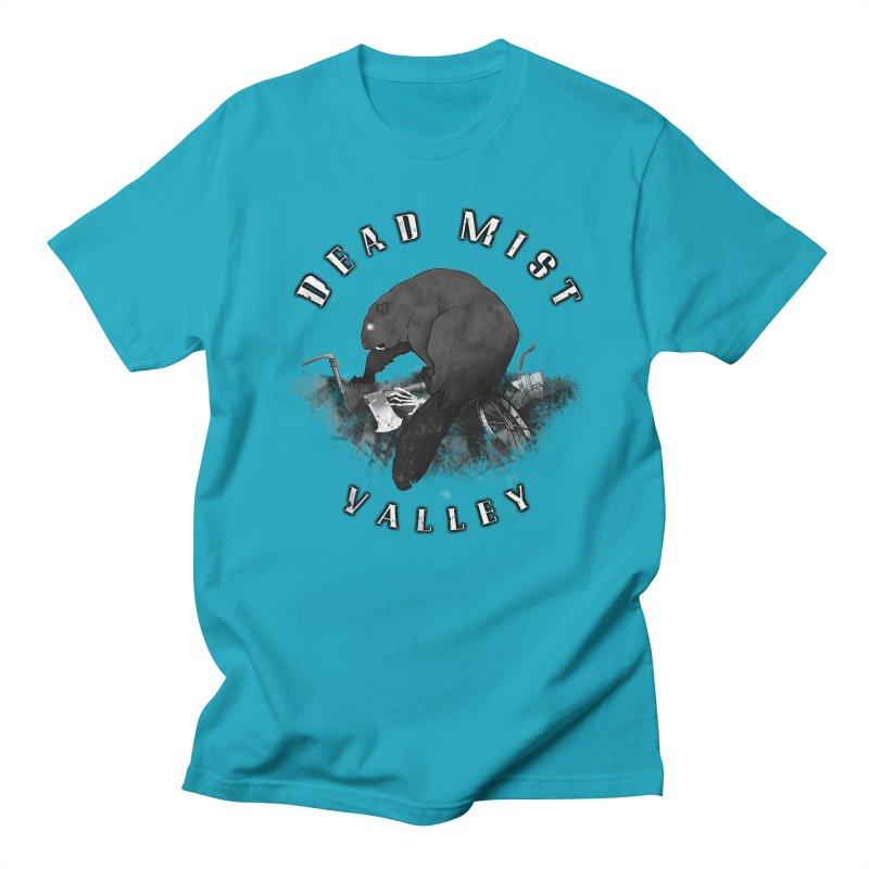 Oregon - Dead Mist Valley Men's T-Shirt by Dystopia Rising's Artist Shop