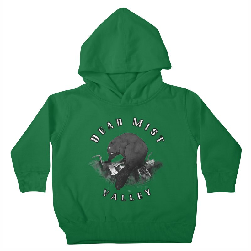 Oregon - Dead Mist Valley Kids Toddler Pullover Hoody by Dystopia Rising's Artist Shop