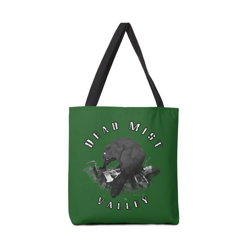 Oregon - Dead Mist Valley Accessories Tote Bag Bag by Dystopia Rising's Artist Shop