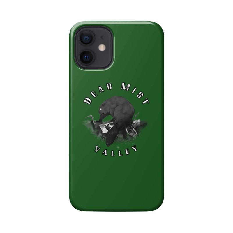 Oregon - Dead Mist Valley Accessories Phone Case by Dystopia Rising's Artist Shop