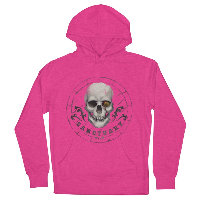 Kentucky - Sanctuary Women's French Terry Pullover Hoody by Dystopia Rising's Artist Shop