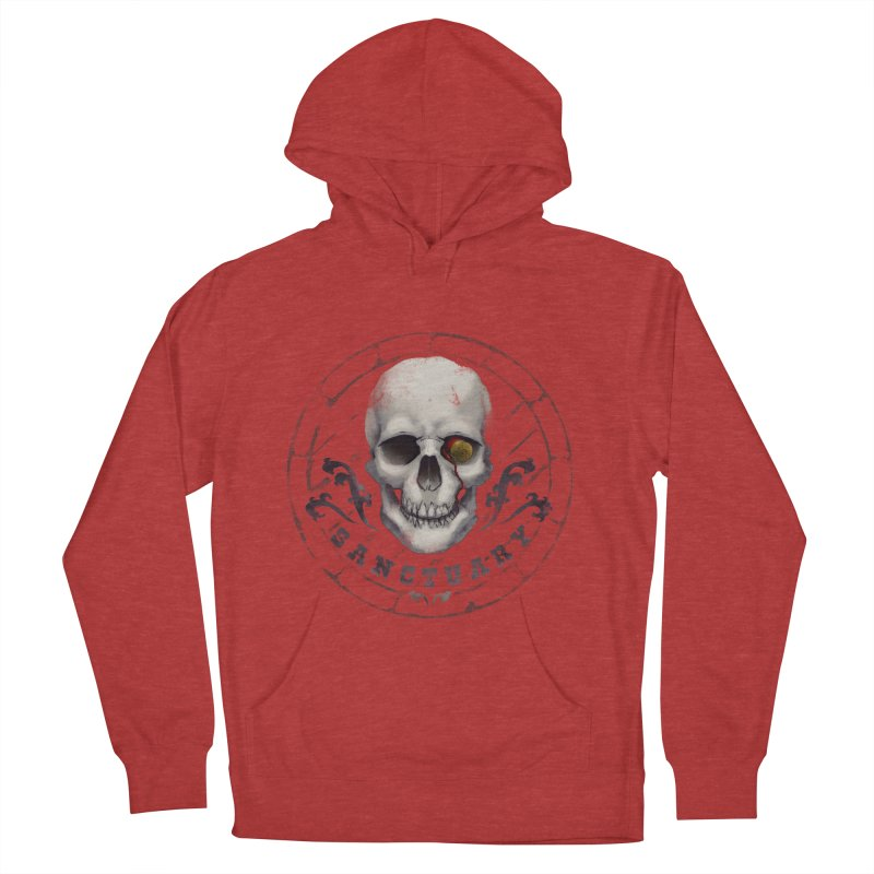 Kentucky - Sanctuary Men's French Terry Pullover Hoody by Dystopia Rising's Artist Shop