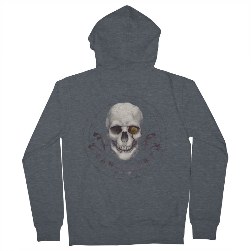 Kentucky - Sanctuary Women's French Terry Zip-Up Hoody by Dystopia Rising's Artist Shop