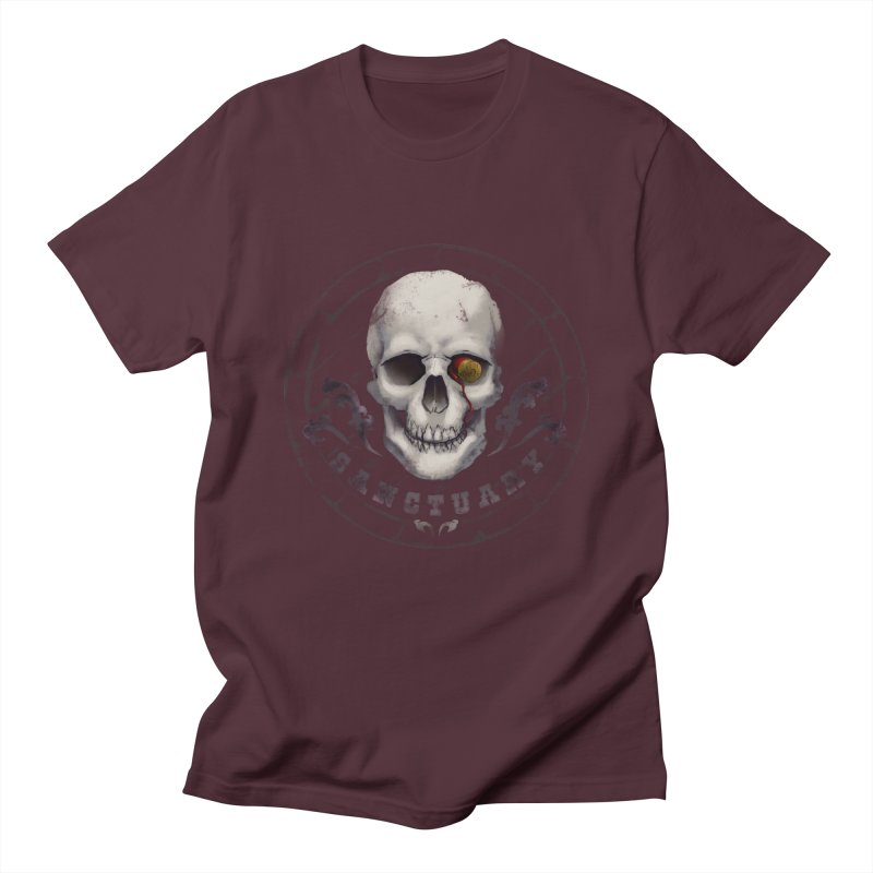 Kentucky - Sanctuary Men's Regular T-Shirt by DystopiaRising's Artist Shop
