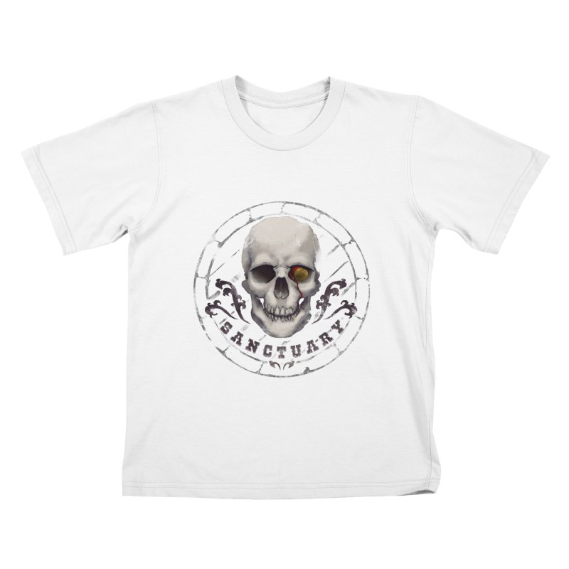 Kentucky - Sanctuary Kids T-Shirt by DystopiaRising's Artist Shop