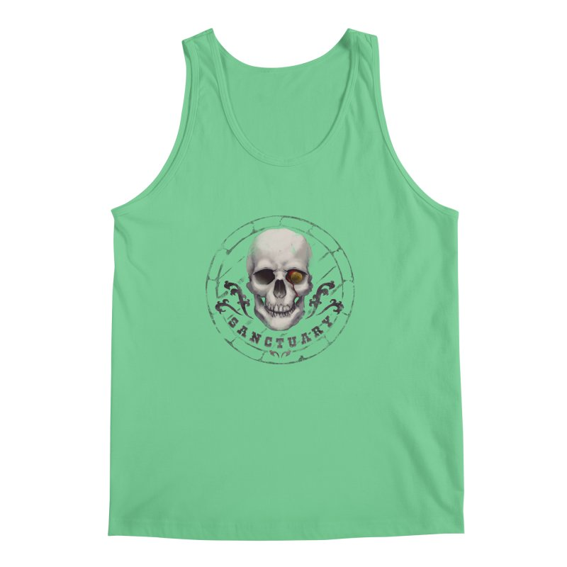 Kentucky - Sanctuary Men's Regular Tank by Dystopia Rising's Artist Shop