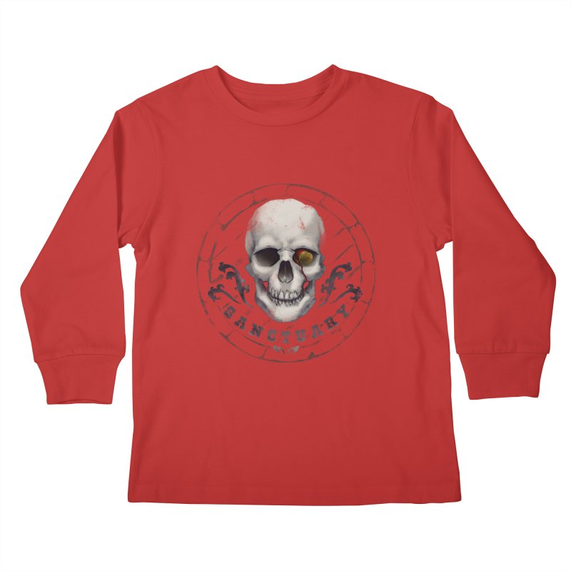 Kentucky - Sanctuary Kids Longsleeve T-Shirt by Dystopia Rising's Artist Shop