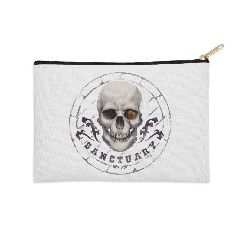 Kentucky - Sanctuary Accessories Zip Pouch by Dystopia Rising's Artist Shop
