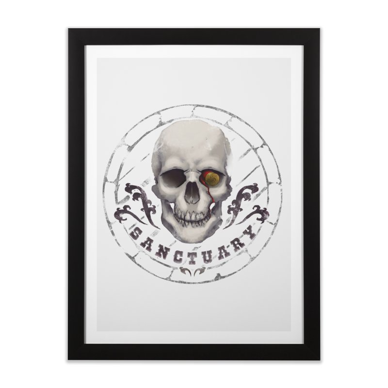 Kentucky - Sanctuary Home Framed Fine Art Print by Dystopia Rising's Artist Shop