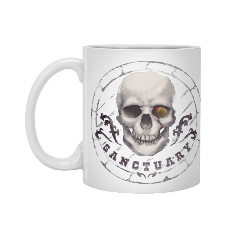 Kentucky - Sanctuary Accessories Standard Mug by Dystopia Rising's Artist Shop