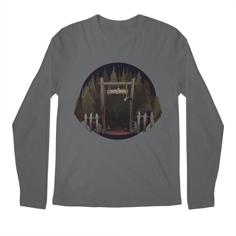Arkansas - Crystal Creek Men's Longsleeve T-Shirt by Dystopia Rising's Artist Shop