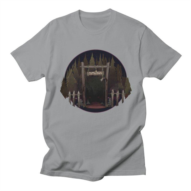 Arkansas - Crystal Creek Men's Regular T-Shirt by DystopiaRising's Artist Shop