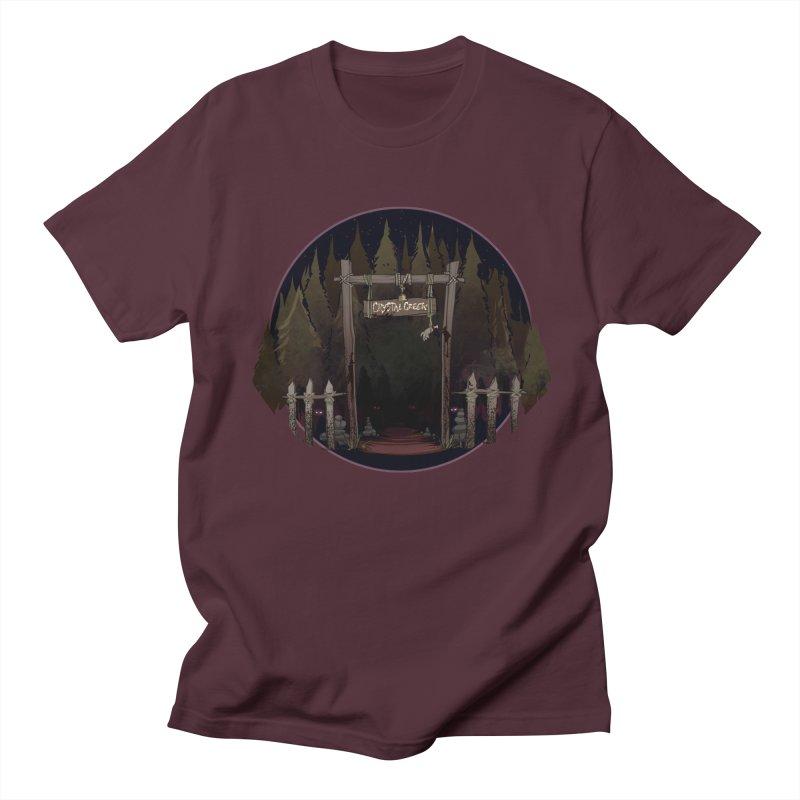 Arkansas - Crystal Creek Women's Regular Unisex T-Shirt by Dystopia Rising's Artist Shop