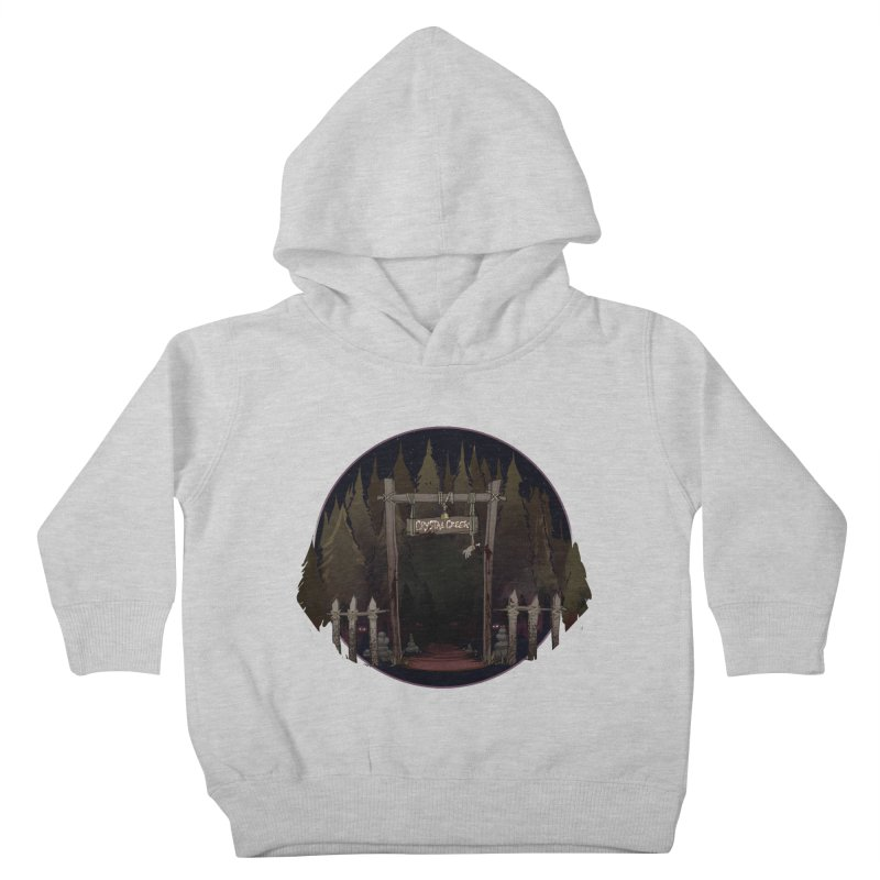 Arkansas - Crystal Creek Kids Toddler Pullover Hoody by Dystopia Rising's Artist Shop