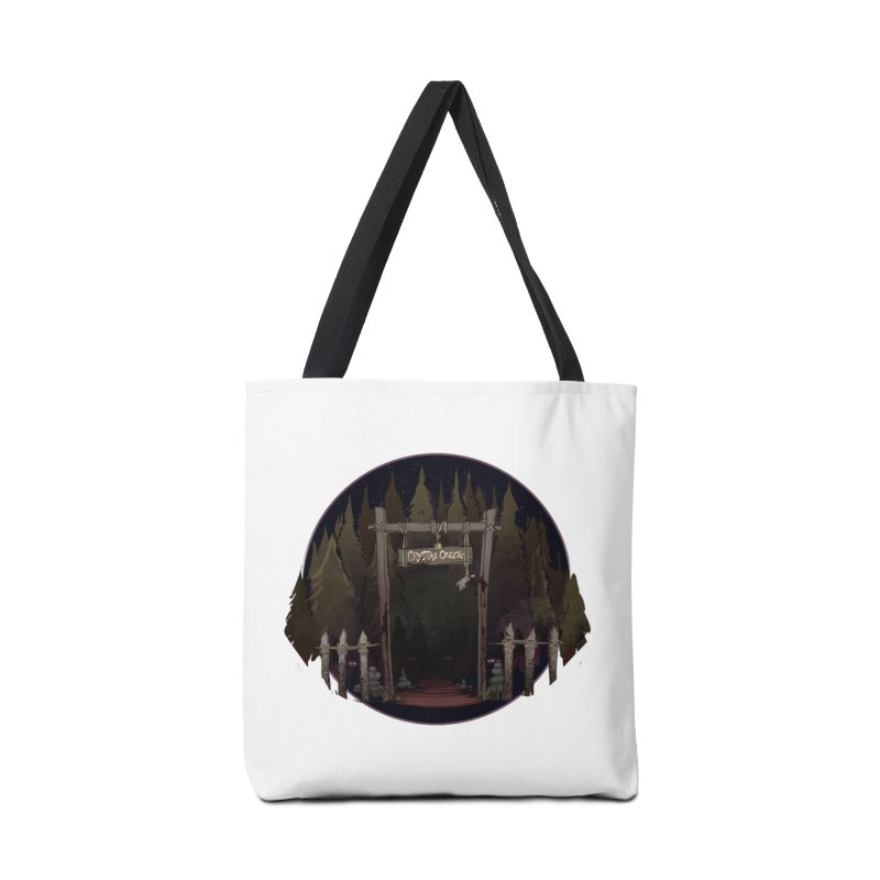 Arkansas - Crystal Creek Accessories Tote Bag Bag by Dystopia Rising's Artist Shop