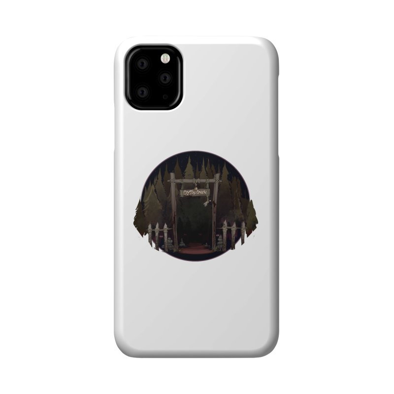 Arkansas - Crystal Creek Accessories Phone Case by Dystopia Rising's Artist Shop