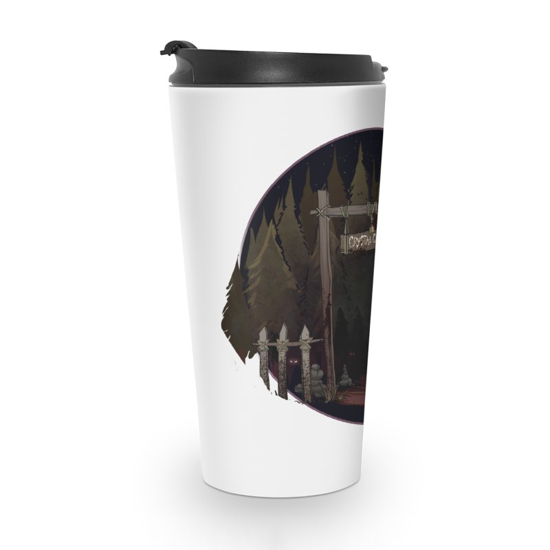 Arkansas - Crystal Creek Accessories Travel Mug by Dystopia Rising's Artist Shop