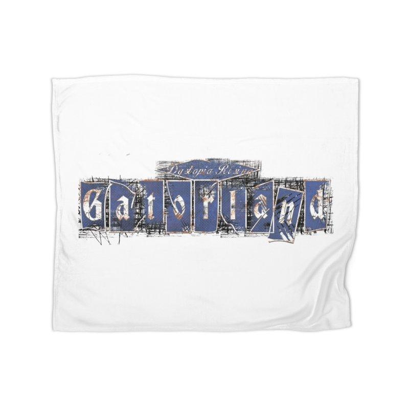 Florida - Gatorland Home Fleece Blanket Blanket by Dystopia Rising's Artist Shop