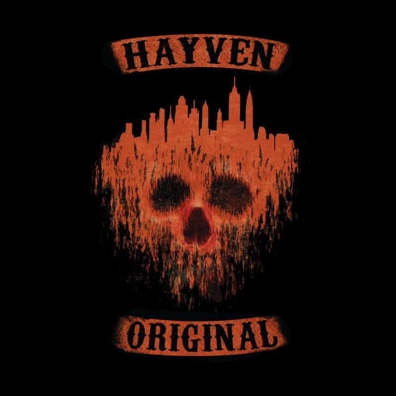 New Jersey - Hayven by Dystopia Rising's Artist Shop