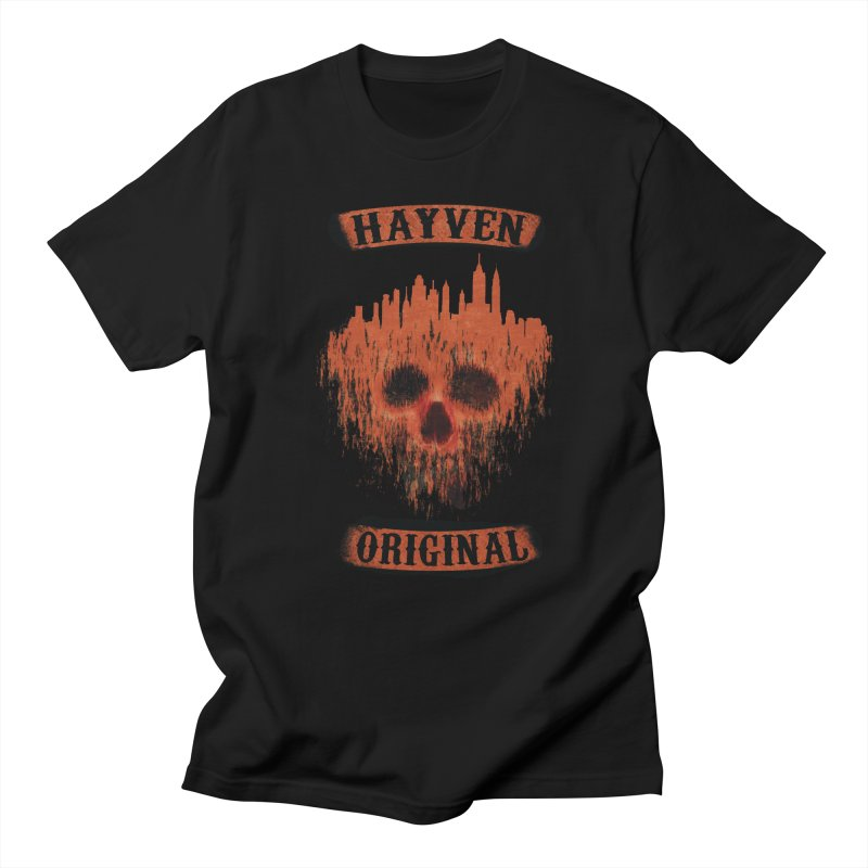 New Jersey - Hayven Men's T-Shirt by Dystopia Rising's Artist Shop
